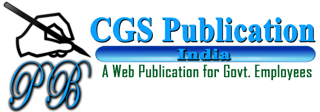 CGS Publication India Logo